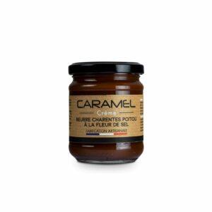 Crème caramel au beurre salé AOP Charentes Poitou