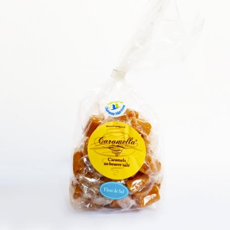 Caramels au beurre salé - La Moutarderie Charentaise