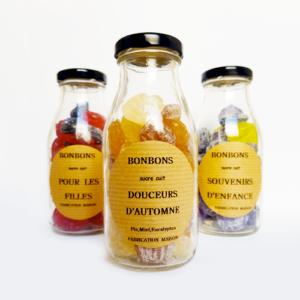 Bonbons douceurs d'automne - La Moutarderie Confiserie
