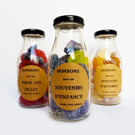 Bonbons souvenirs d'enfance - La Moutarderie Confiserie
