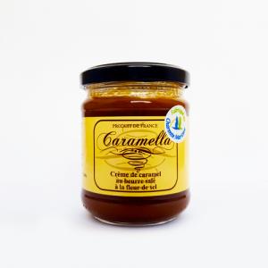 Crème de caramel - La Moutarderie Charentaise