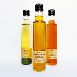 Huile de colza - La Moutarderie - Confiserie