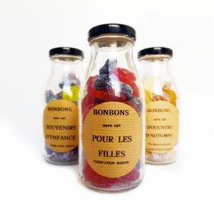 Bonbons pour les filles - La Moutarderie Confiserie